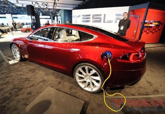 北京将进口纯电动汽车 宝马特斯拉争抢市场高清图片