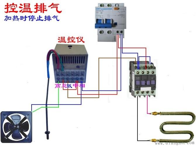 电工最常见电路_电工常见电路接线图_电工最常见电路的实物接线图集