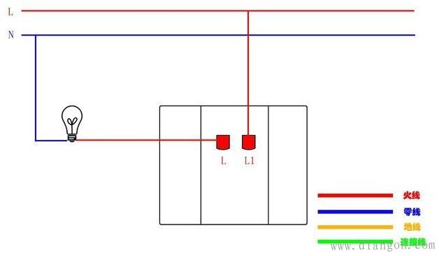 家装电工不求人:开关插座接线图大全 -解决方案-华强