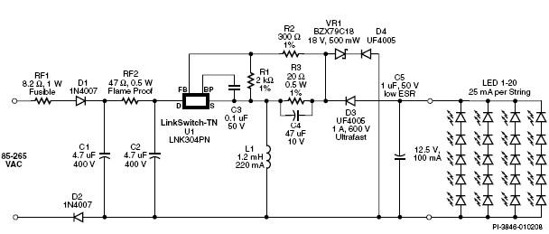 电路原理图图片