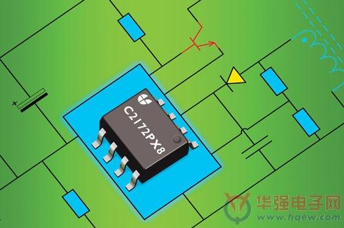英商康桥发布用于手机USB充电器的PSS控制器