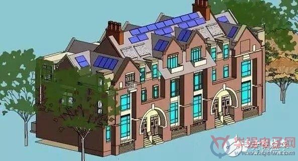 然而大多数别墅屋顶的业主可能没有屋顶平面和立面图纸,这种情况下