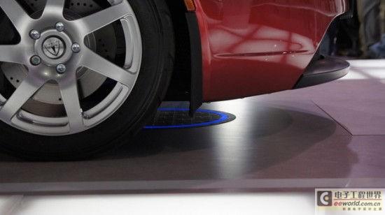 Tesla的无线充电技术-不插电现场 纯电动EV感应式充电技术解析