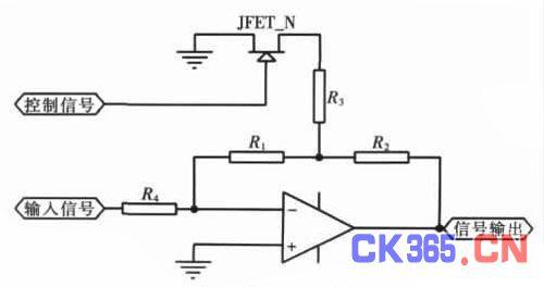 的高精度可程控放大电路设计