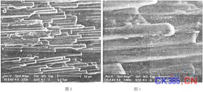 环境扫描电子显微镜的成像特点