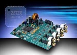 型DAC和前置放大器芯片