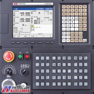 凯恩帝数控新推出k1000tⅡ/mⅡ高档数控系统