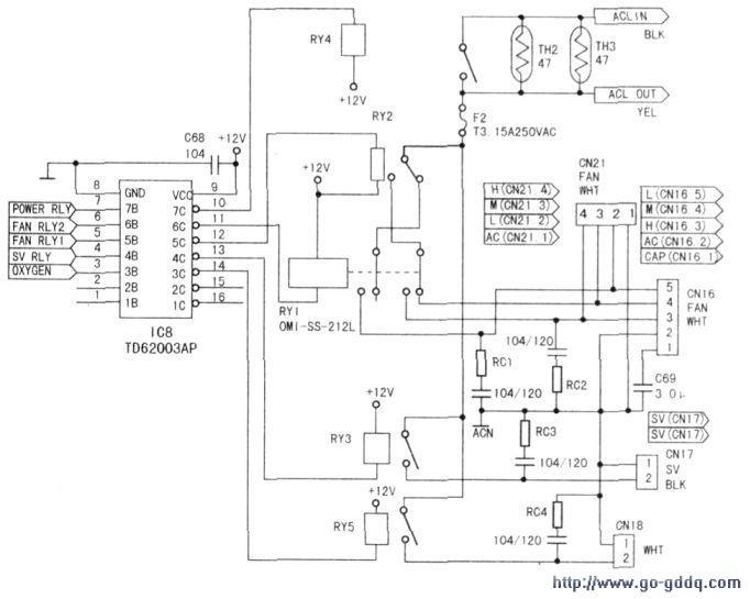 海信kfr-50lw/39bp空调不能制热,只能制冷