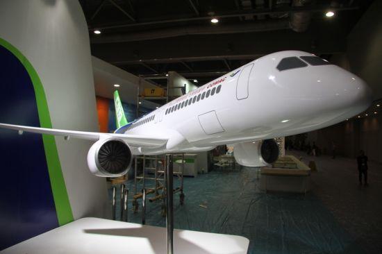 国产c919大飞机进入最后总体设计定义阶段