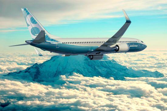 波音民用飞机集团负责业务发展和战略整合的副总裁妮可∙皮