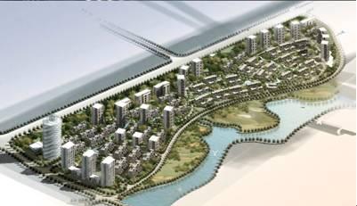 华夏建筑设计:用浩辰CAD装修华夏之梦-技术120平方户型实现设计图图片