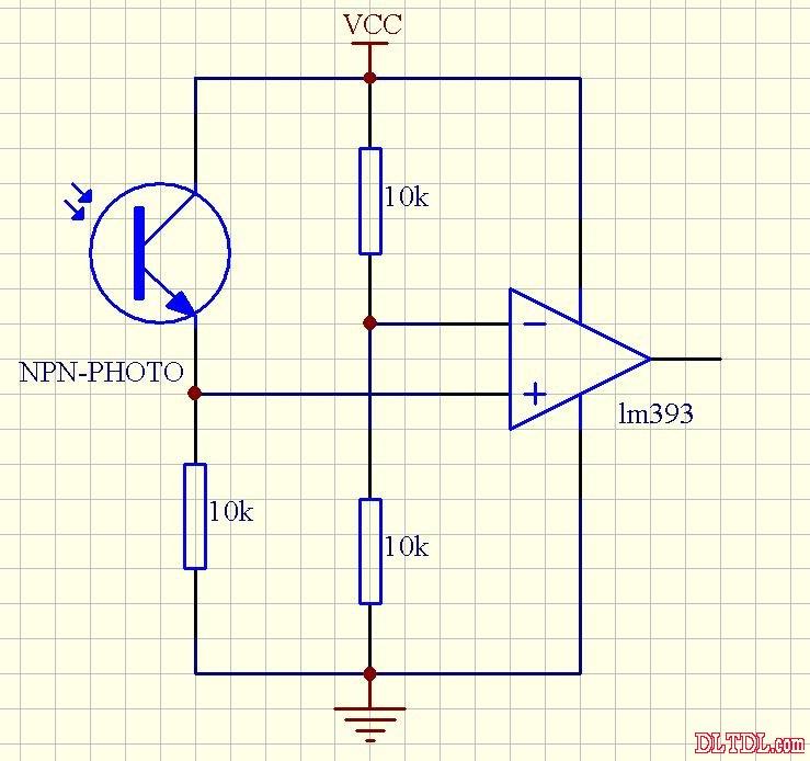 光电开关工作原理图_电路图-华强电子网