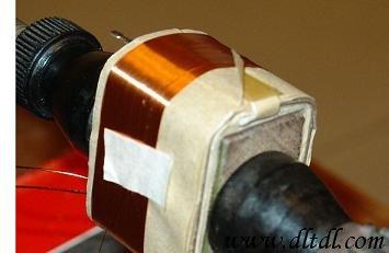 胆机输出变压器制作图解