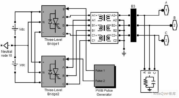 有源滤波器模型